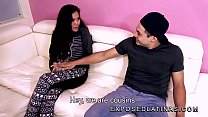 innocent latina teen erica avalos gets fucked by her cousin on exposedlatinas.com