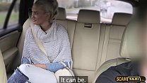 married lady nicole sucks and fucks hard in the taxi