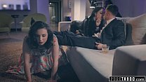 pure taboo whitney and casey thank master for spanking